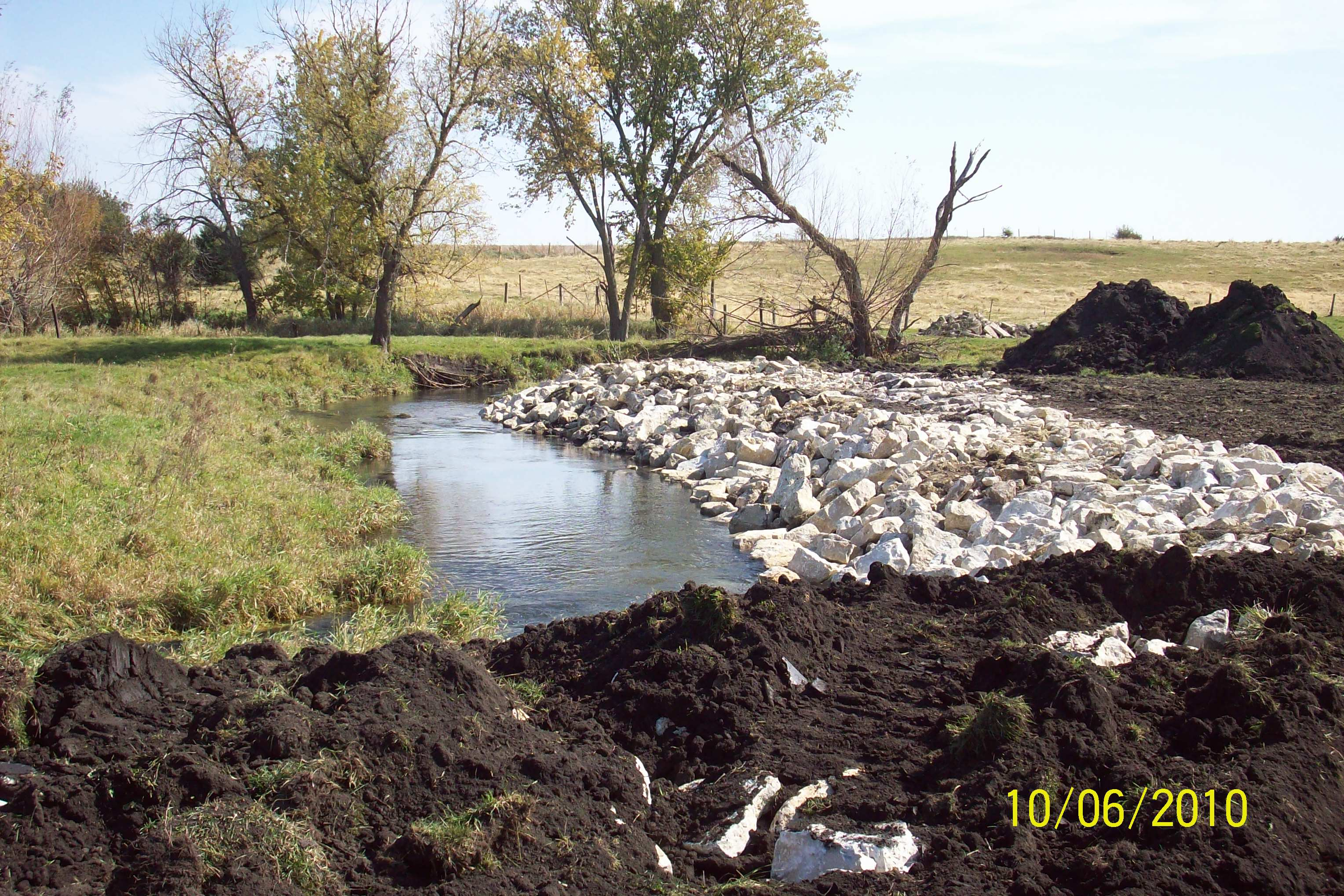 Turtle Creek Restoration